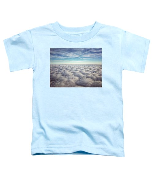 Toddler T-Shirt featuring the photograph Between Heaven And Earth by Andrea Platt