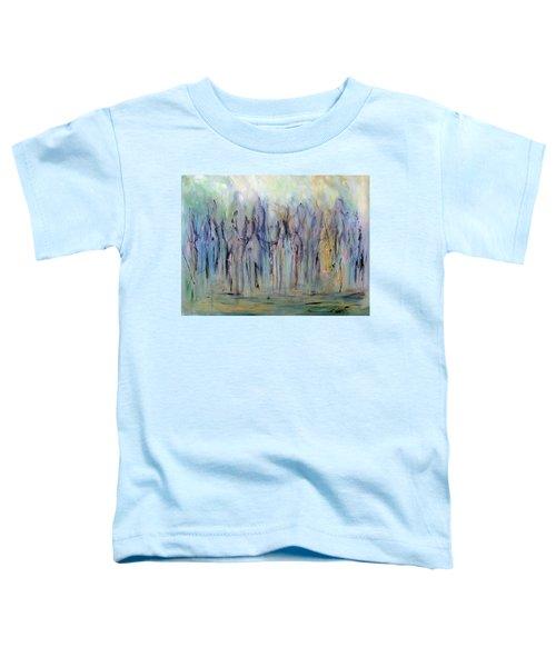 Between Horse And Men Toddler T-Shirt