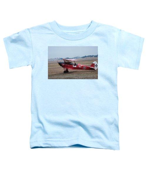 Bi-wing-7 Toddler T-Shirt