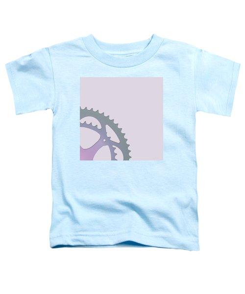 Bicycle Chain Ring - 2 Of 4 Toddler T-Shirt