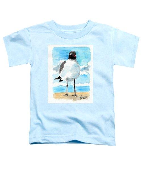 Bird Legs Toddler T-Shirt