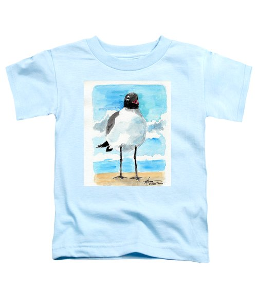 Bird Legs Toddler T-Shirt