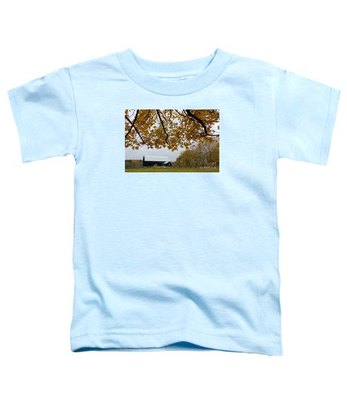 Black Barn Farm Toddler T-Shirt
