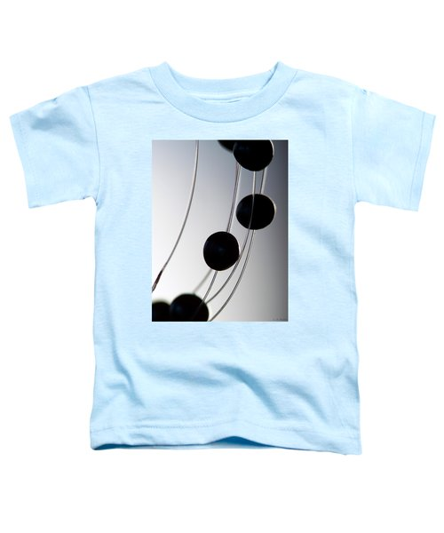 Black Pearls Toddler T-Shirt