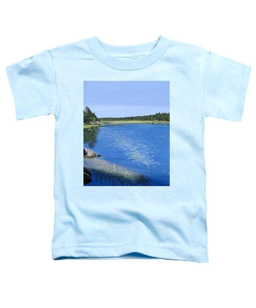 Blackstone Bog Toddler T-Shirt
