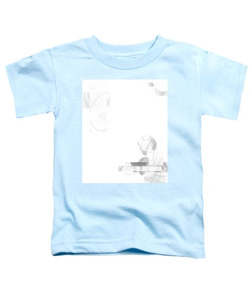 Bloom No. 3 Toddler T-Shirt