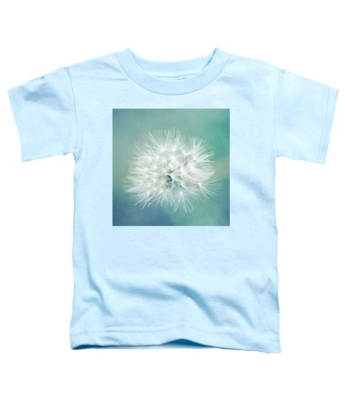 Blue Awakening Toddler T-Shirt