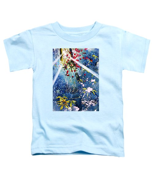 Blues And Berries Toddler T-Shirt