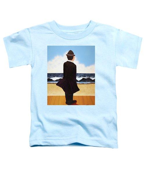 Boardwalk Man Toddler T-Shirt