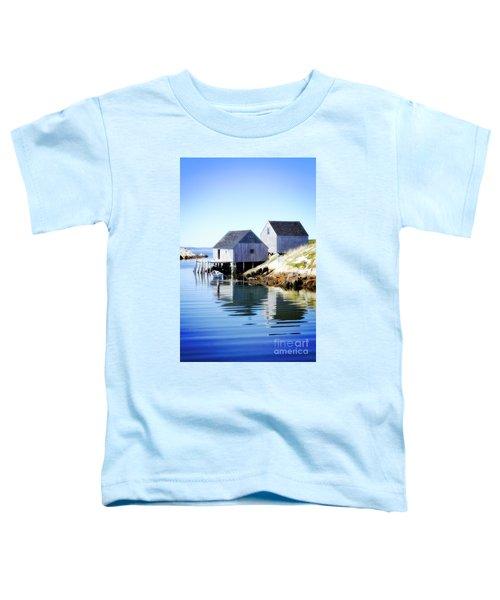 Boat Houses Toddler T-Shirt