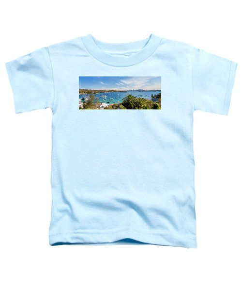 Boat Life Toddler T-Shirt