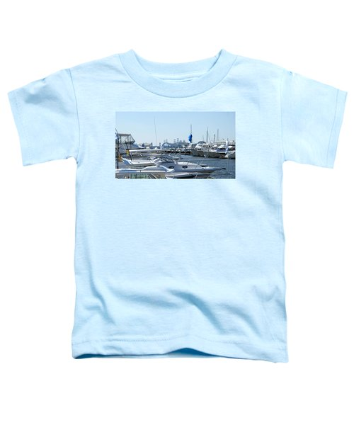 Boat Show On The Bay Toddler T-Shirt