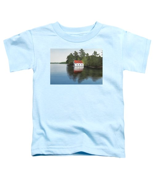 Boathouse Toddler T-Shirt