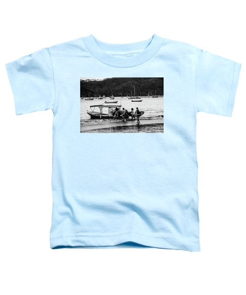 Boats And Boards  Toddler T-Shirt