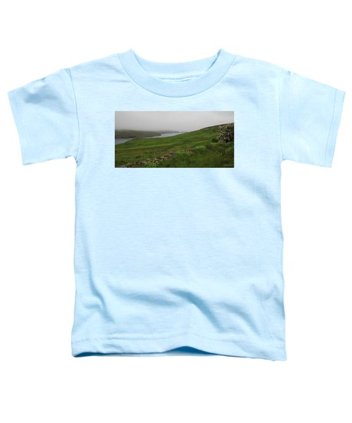 Borrowston Morning Clouds Toddler T-Shirt