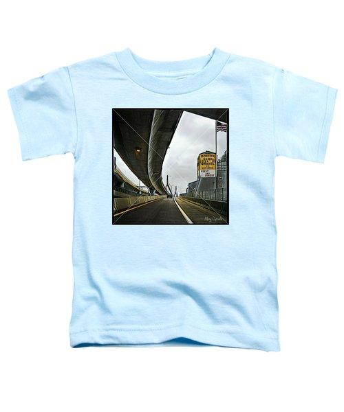 Boston Sand And Gravel  Toddler T-Shirt