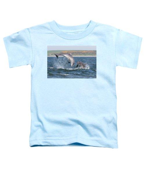Bottlenose Dolphin - Moray Firth Scotland #49 Toddler T-Shirt