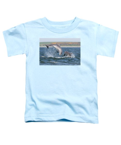 Bottlenose Dolphin - Moray Firth Scotland #49 Toddler T-Shirt