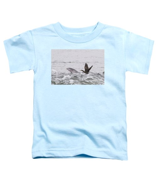 Baby Bottlenose Dolphin - Scotland #10 Toddler T-Shirt