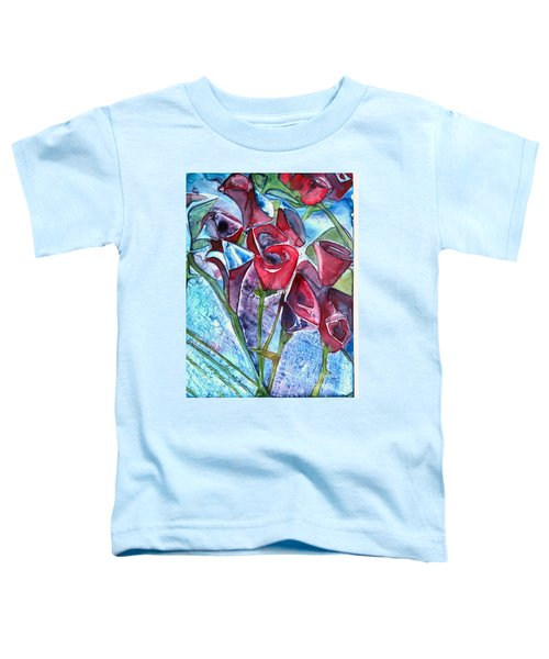Bouquet Of Roses Toddler T-Shirt