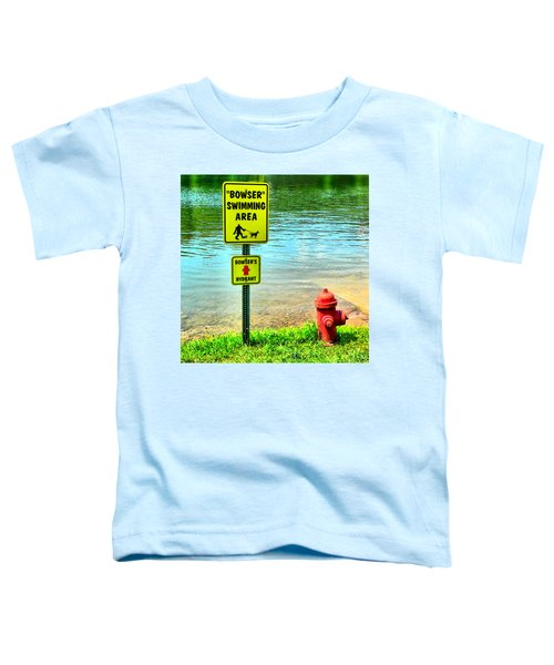 Bow Wow Toddler T-Shirt