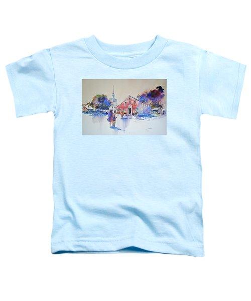 Bramhall's Corner Toddler T-Shirt