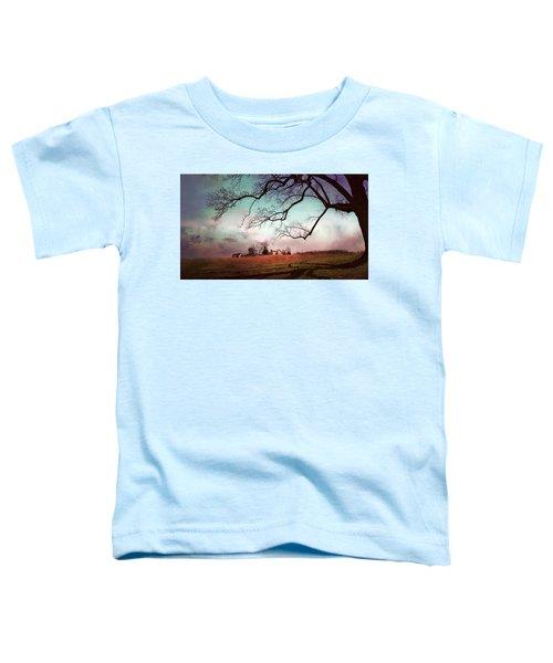 Break Of Dawn Toddler T-Shirt