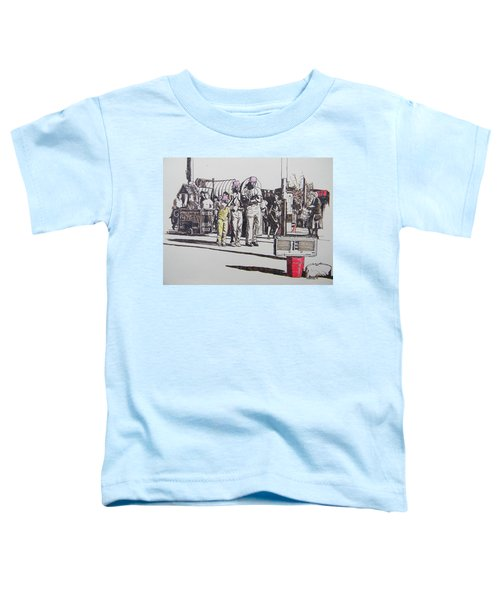 Breakdance San Francisco Toddler T-Shirt