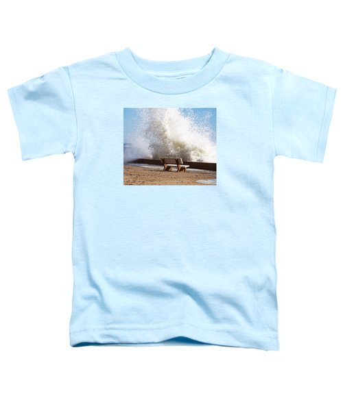 Breaking Wave Toddler T-Shirt
