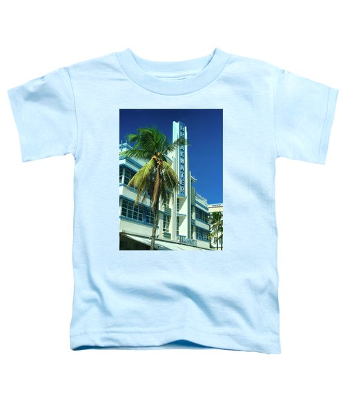 Breakwater Miami Beach Toddler T-Shirt