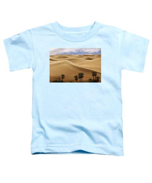 Breathtaking Sand Dunes Toddler T-Shirt