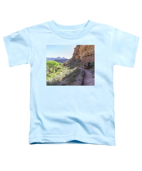 Bright Angel Trail Toddler T-Shirt