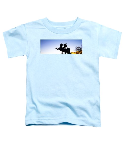 Bronco Toddler T-Shirt