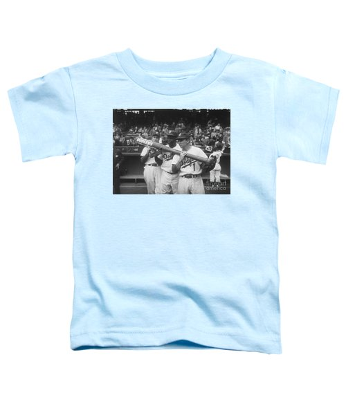 Brooklyn Dodgers 1952 World Series Toddler T-Shirt