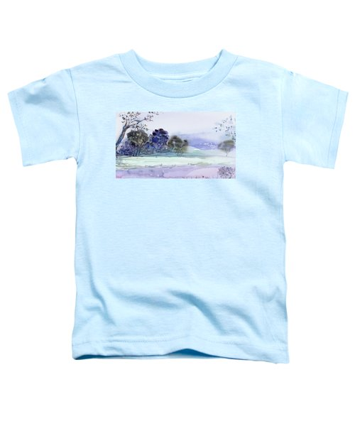 Bruny Island At Dusk Toddler T-Shirt