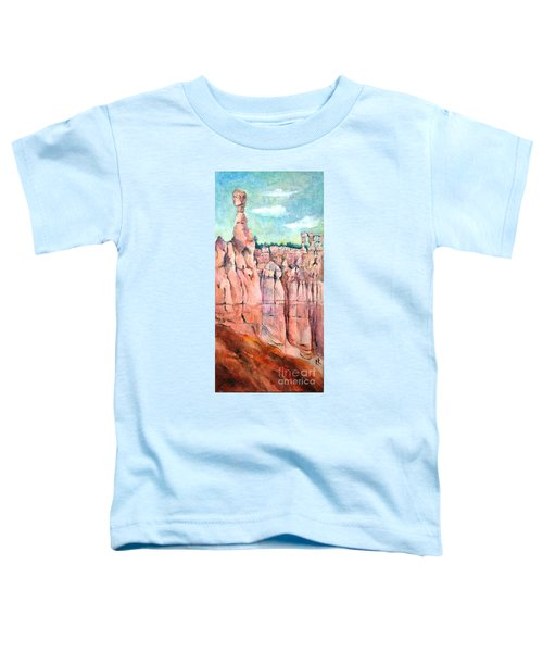 Bryce Canyon #1  Toddler T-Shirt