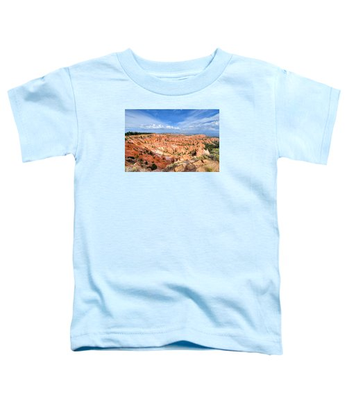 Bryce Canyon - Sunset Point Toddler T-Shirt