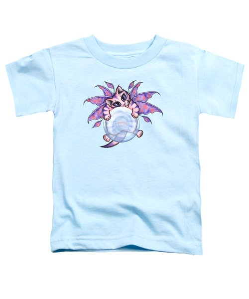 Bubble Fairy Kitten Toddler T-Shirt