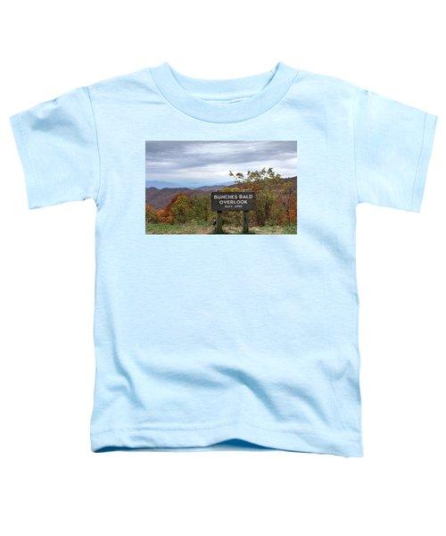 Bunches Bald Toddler T-Shirt