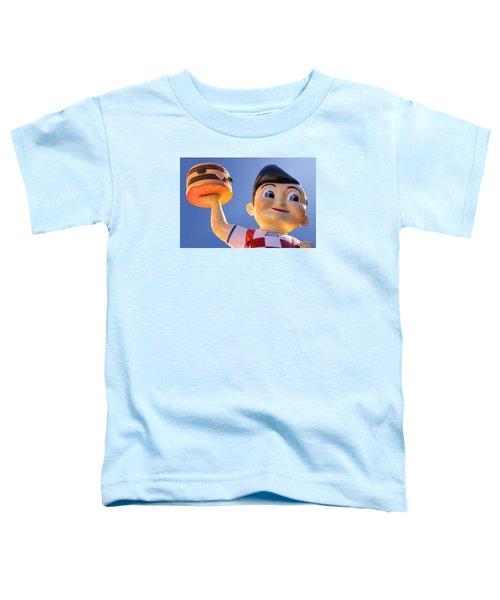 Burger Bob Toddler T-Shirt