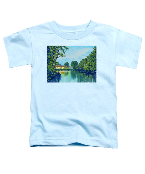 Burnby Hall Toddler T-Shirt