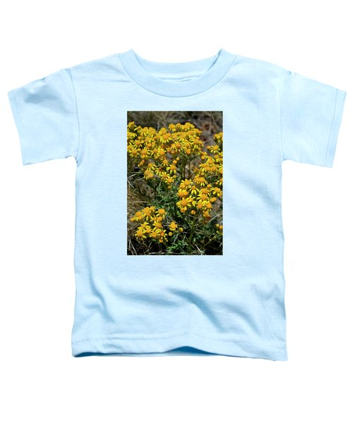 Burst Of Yellow Toddler T-Shirt