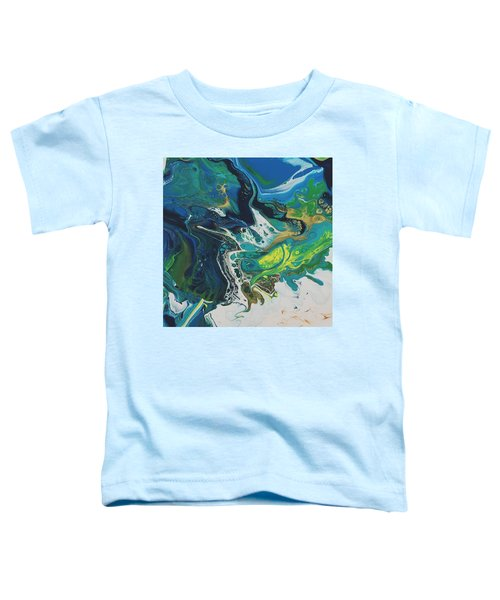 By The Seaside Toddler T-Shirt