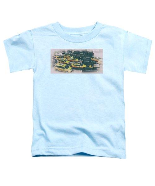 Cab City Toddler T-Shirt