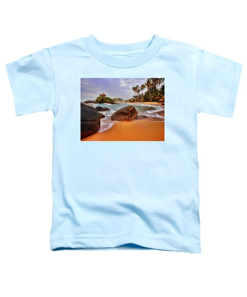 Cabo San Juan Toddler T-Shirt