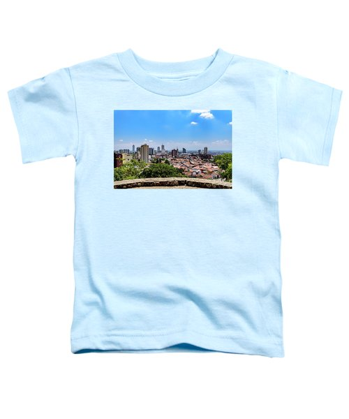 Cali Skyline Toddler T-Shirt