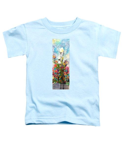 Calla Lily Dance Toddler T-Shirt