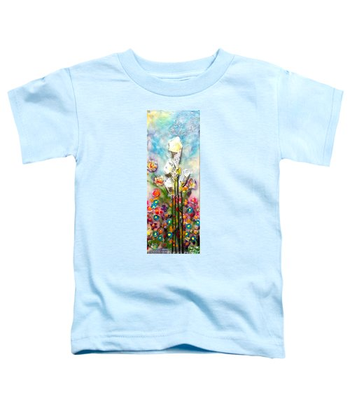 Calla Lily Dance Toddler T-Shirt