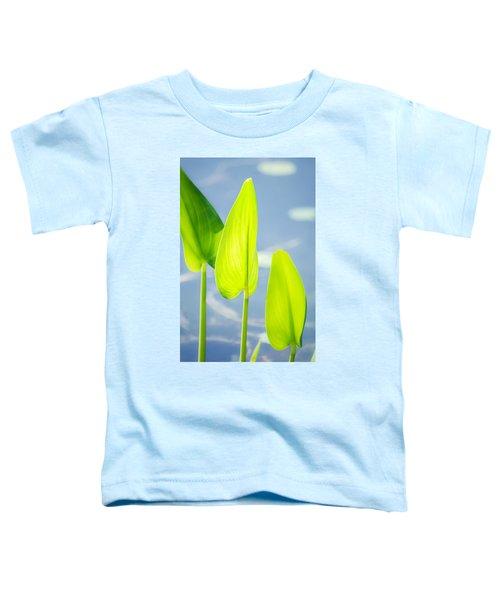 Calm Greens Toddler T-Shirt