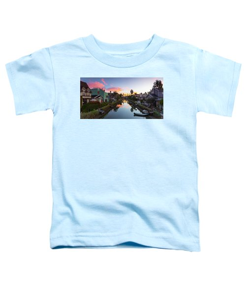 Canals Of Venice Beach Toddler T-Shirt